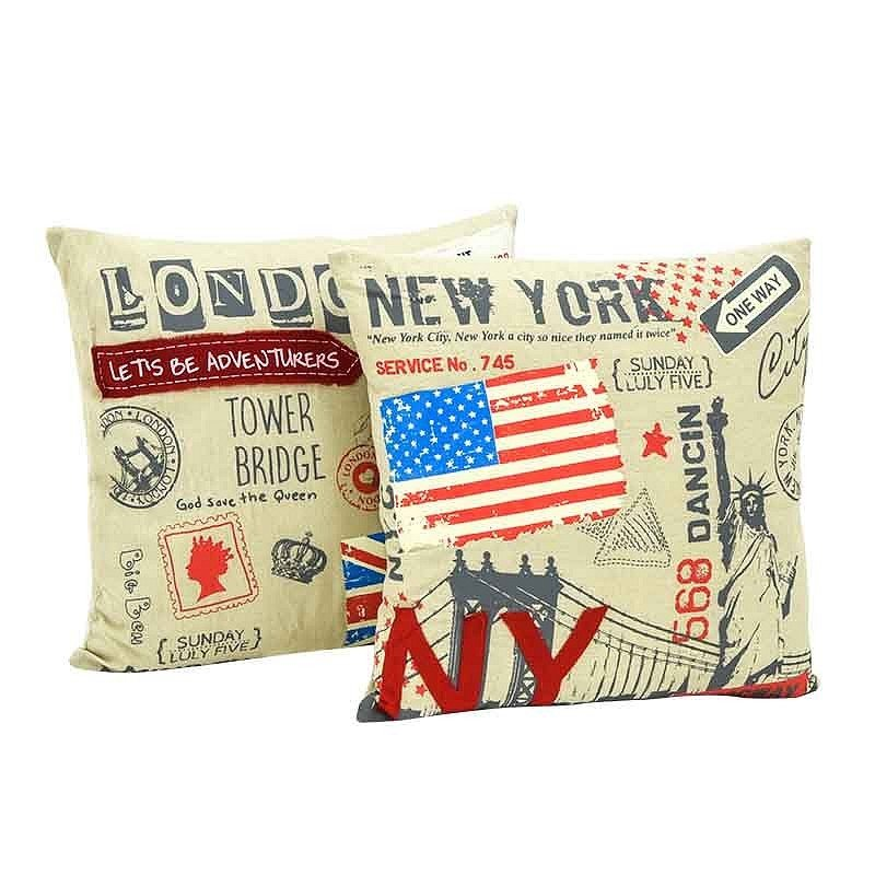 Coussin Ny ou London