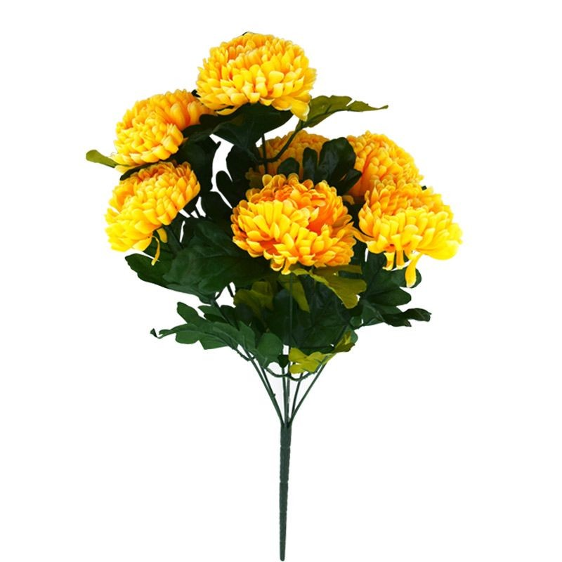 Bouquet de chrysanthèmes