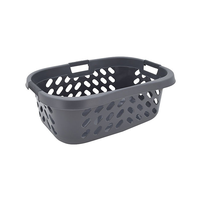 Panier à linge rectangle 50L