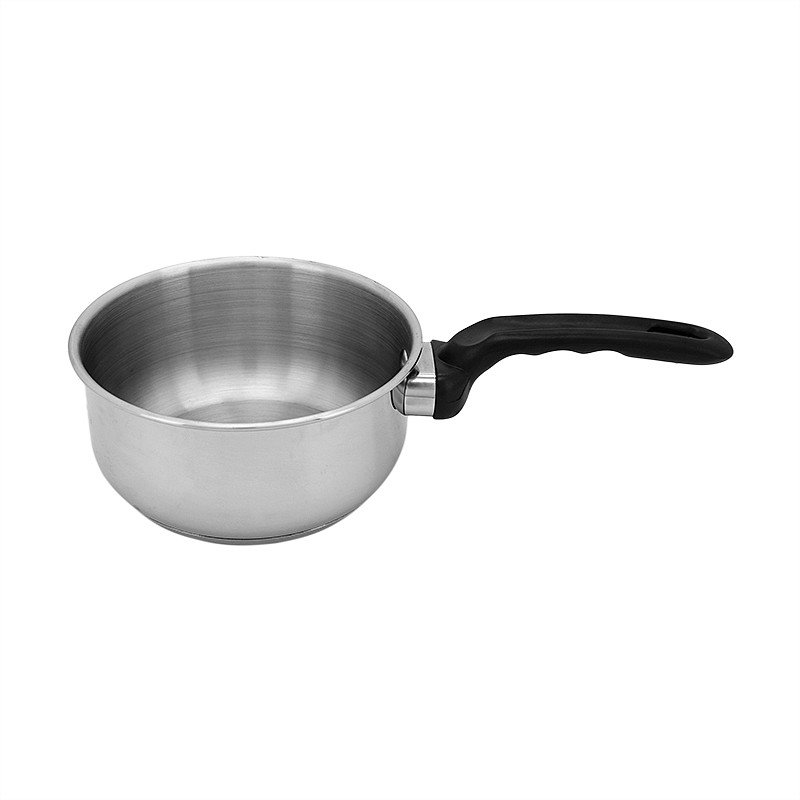 Casserole acier inox induction 'First'
