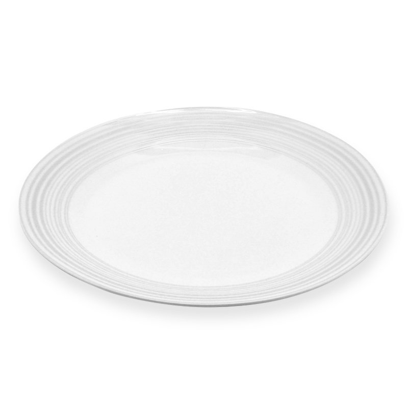 Assiette plate 'One Way'