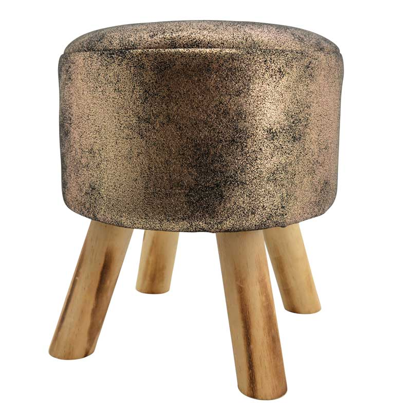 Tabouret brillant 'Shiny