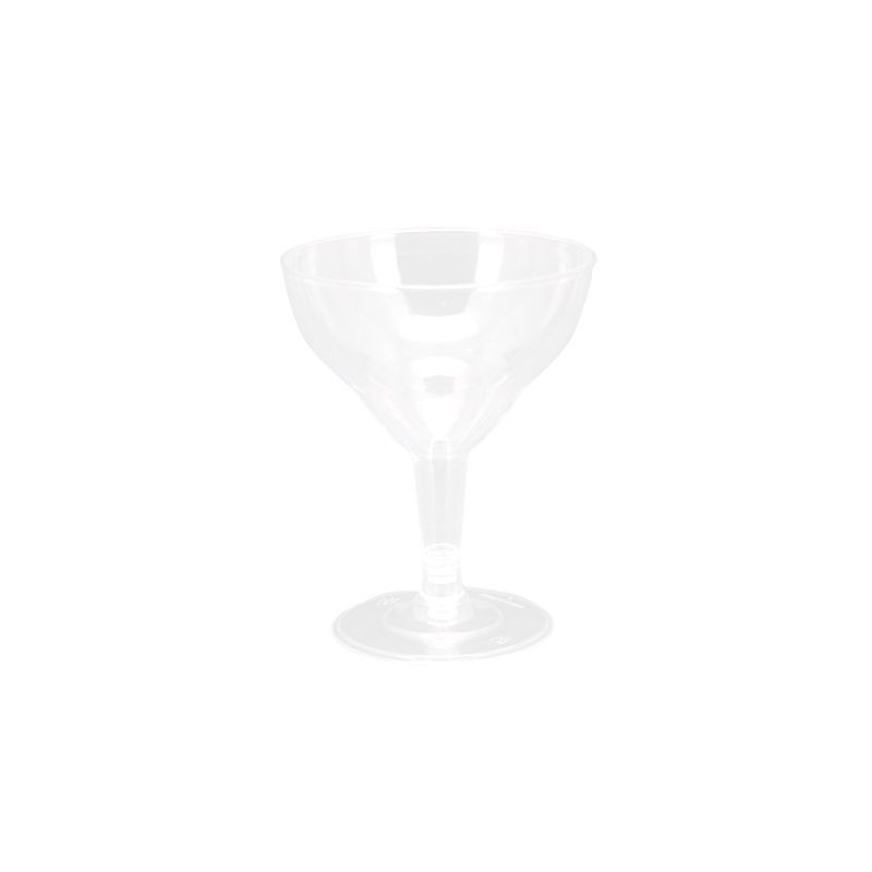 6 verres à cocktail 15CL