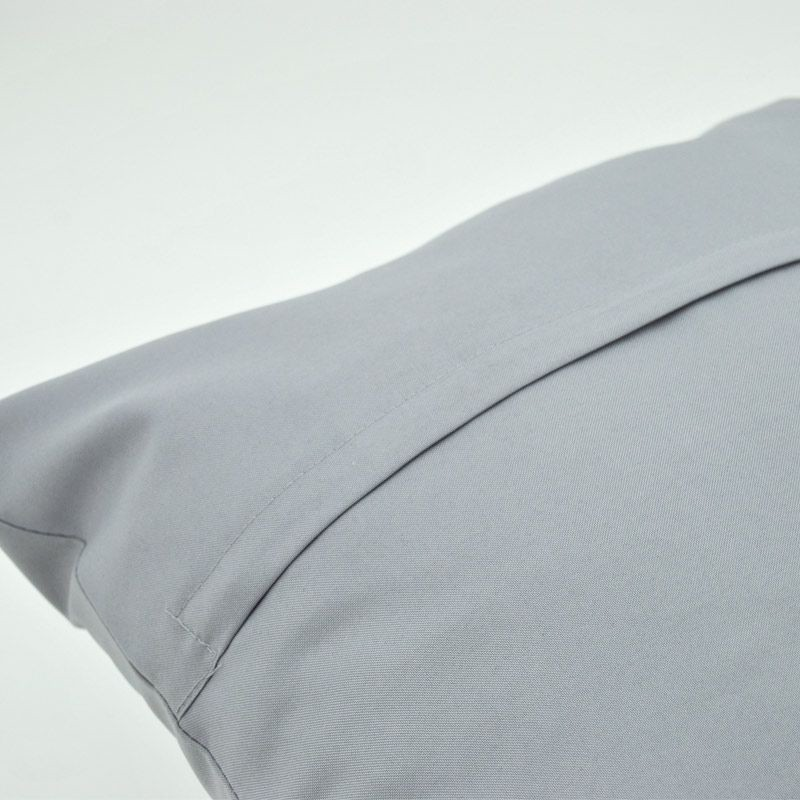Coussin 'Lucky' gris clair