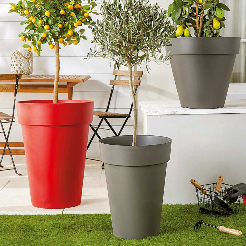 Pot haut 'Patio'