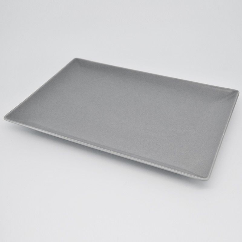 Assiette plate rectangle
